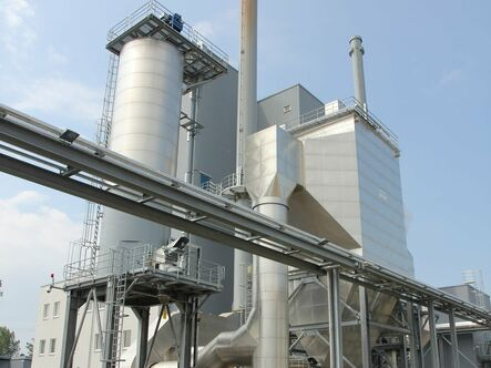 KRE Completes First In-House Biomass Project