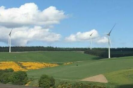Edintore Windfarm Ltd.